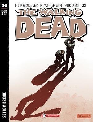 """E' disponibile il numero 26 di """"The Walking Dead"""""""