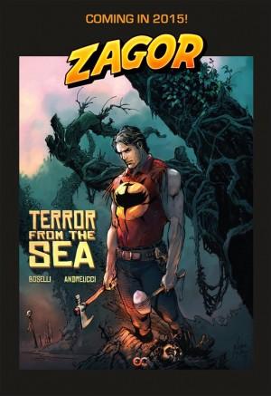 Zagor approda in America grazie a Epicenter Comics