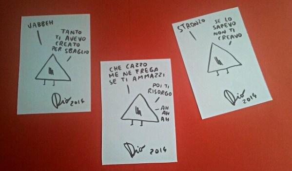 """Intervista """"suicida"""" a Maicol&Mirco"""