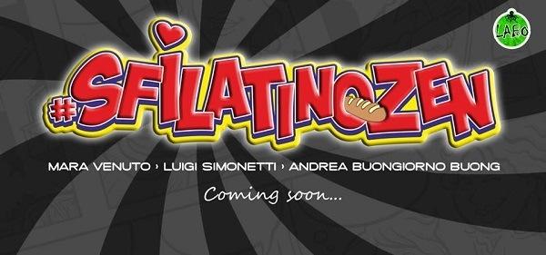 """Labo Fumetto presenta """"#Sfilatinozen"""", il primo ricettario a fumetti Made in Puglia"""