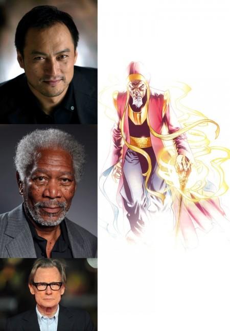 Dottor Strange: Freeman, Watanabe e Nighy in lizza per l'Antico