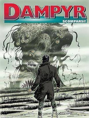 Dampyr #177 - Scomparsi! (Mauro Boselli, Alessandro Bocci)