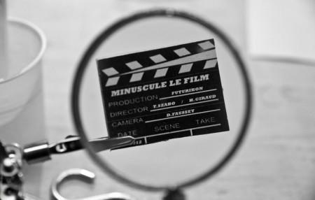 Minuscule – Le foto dal backstage