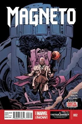 Magneto 2 cover