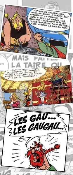 Asterix, i pirati e la pozione neobarocca