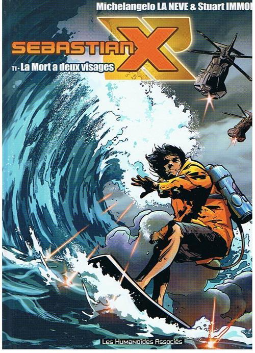 Martin Campbell dirige adattamento graphic novel Sebastian X
