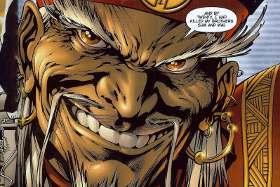 The Authority, Ellis, HItch. Il capo del clan Gamorra, un cattivo senza ombre.