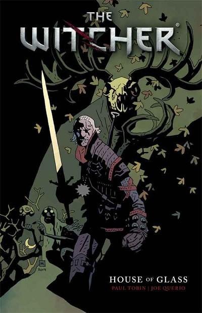 The Witcher - La casa di vetro (Paul Tobin, Joe Querio)