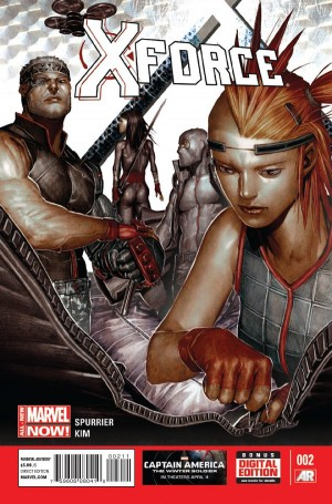 X-Force 2 Cover