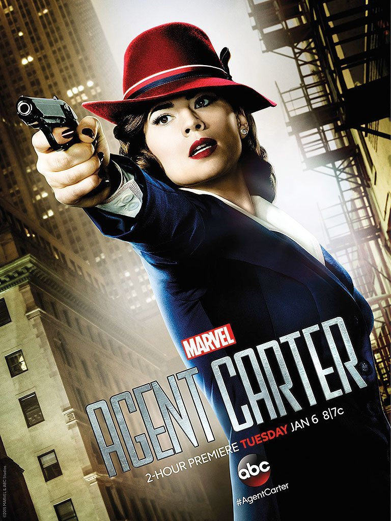 Nuovo poster per Agent Carter