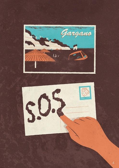 Una mano per il Gargano: ventuno artisti per la riqualificazione di un territorio