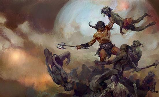 "Rodríguez dirigerà nuovo film ""Fire and Ice"" da Frank Frazetta"