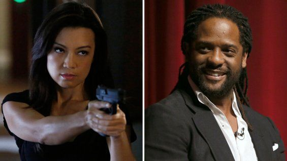 Blair Underwood in Agents of S.H.I.E.L.D.