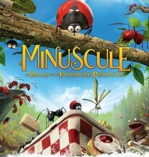 Il trailer di Minuscule