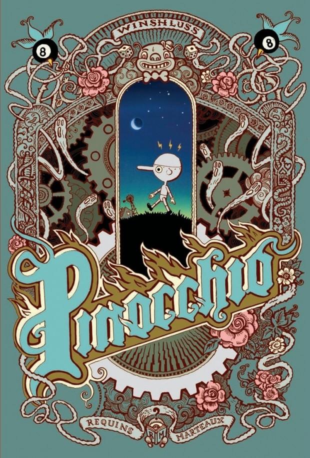 Pinocchio diventa una war-machine: la visione senza pietà di Winshluss