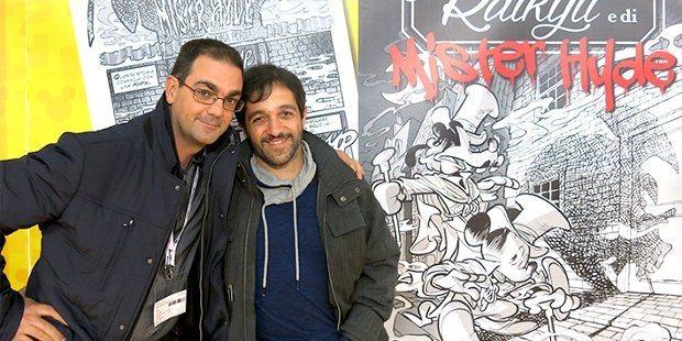Lo strano caso di Bruno Enna e Fabio Celoni: intervista agli autori di Ratkyll e Hyde
