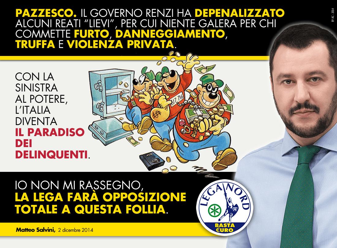 Lo Spazio Bianco presenta: TNT podcast 05/12/2014