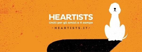 """""""Heartist"""" un progetto contro il randagismo"""