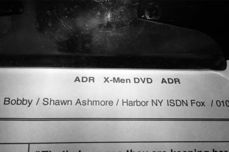 Shawn Ashmore registra dialoghi per Rogue Cut