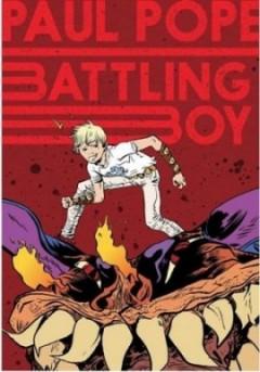 Tra Battling Boy e Aurora West: in viaggio nel nuovo universo creato dal Paul Pope