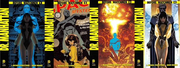 """Before Watchmen: Dr. Manhattan"": con gli occhi del superuomo"
