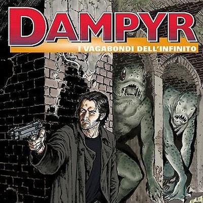 Dampyr #178 – I vagabondi dell'infinito (Mauro Boselli, Alessandro Bocci)
