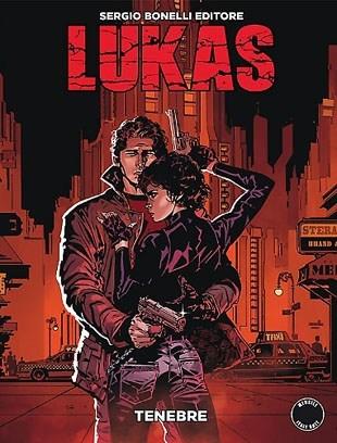 Lukas #11 - Tenebre (Michele Medda, Frederic Volante)