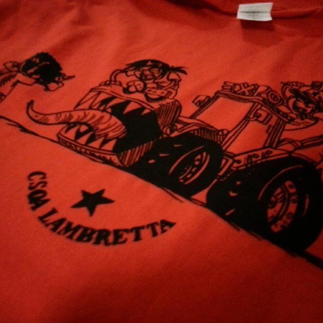 Comic Riot Rodeo: fumetti all'asta al CSOA Lambretta