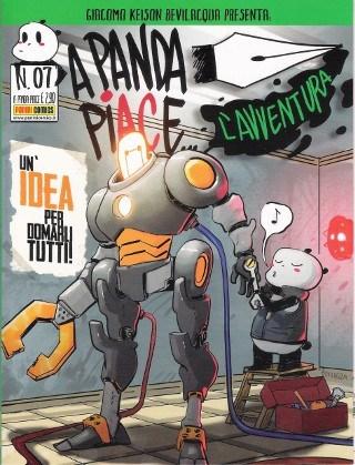 A Panda piace... l'avventura #7 – Un'idea per domarli tutti! (Giacomo Bevilacqua)