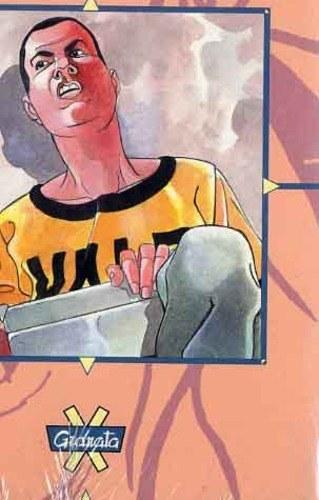 """Nella rete del fumetto: intervista a Emiliano Longobardi, creatore del webcomic """"Rusty Dogs"""". (Prima parte)_Nella rete del fumetto"""