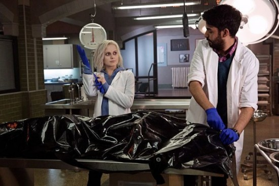 Nuvole di Celluloide – iZombie, Arrow, Agent Carter, Smallville Man