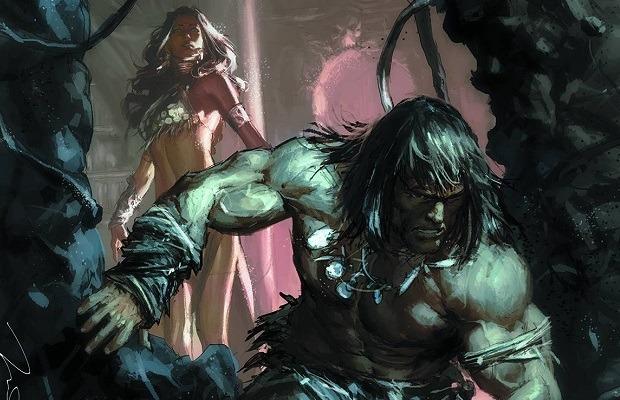 Conan #20 – L'ora del dragone (Tim Truman, Tomás Giorello)