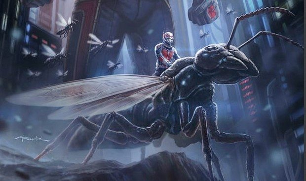 Ant-Man: il primo trailer ufficiale