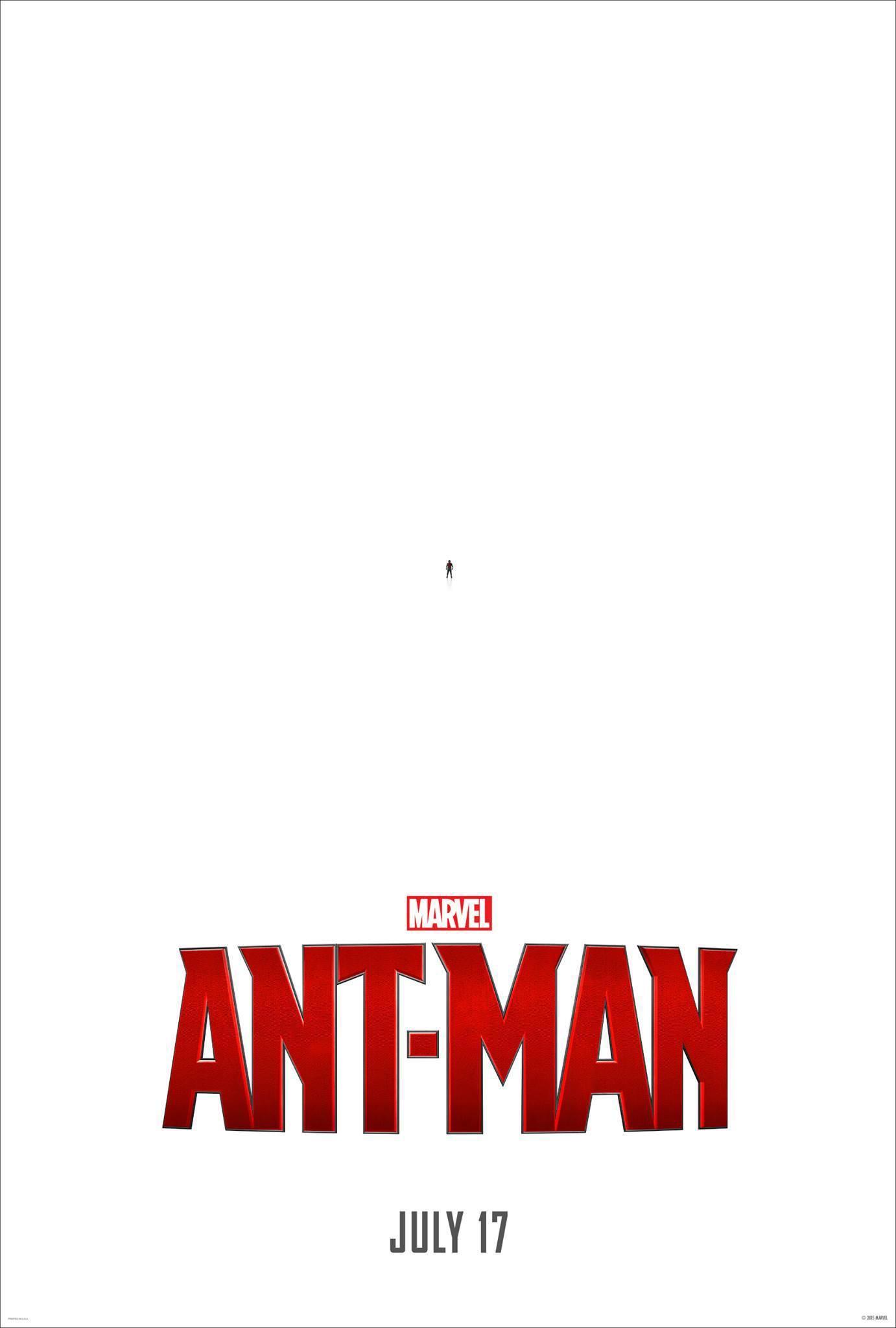 Primo (minuscolo) poster per Ant-Man
