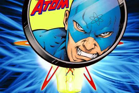 The Flash e Arrow rinnovati, serie su Atom in arrivo