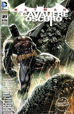 Batman il Cavaliere oscuro #21 (AA.VV.)