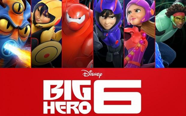 Big Hero Six: l'universo Marvel Comics in salsa Disney