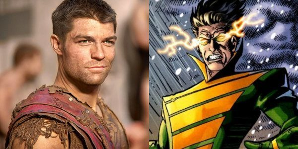 """The Flash: Liam McIntyre entra nella """"Rogues Gallery"""""""
