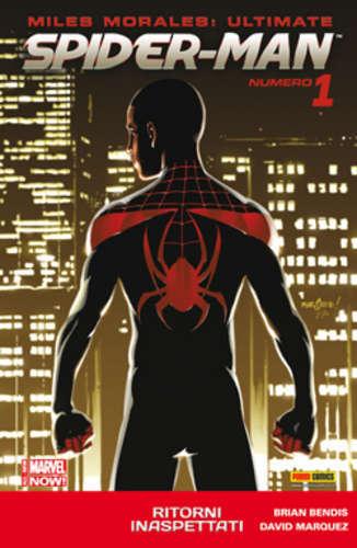 Miles Morales: Ultimate Spider-Man #1 (Brian Bendis, David Marquez)