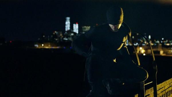 Motion Poster per il serial di Daredevil