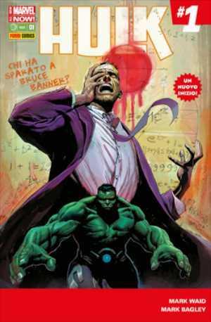 Hulk #1 All New Marvel Now (Waid, Bagley, Davis)