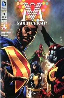 Multiversity #1 (Grant Morrison, Ivan Reis)