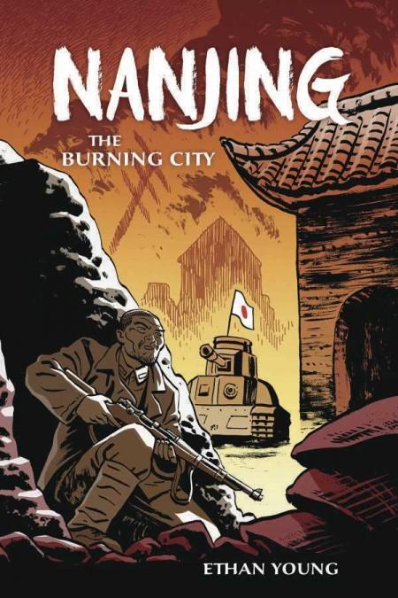 Dark Horse: il massacro di Nanchino diventa graphic novel