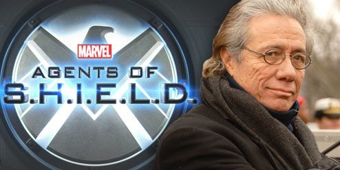 Edward James Olmos guest star in Marvel's Agents of S.H.I.E.L.D.