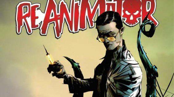 Reanimator rivive a fumetti con la Dynamite