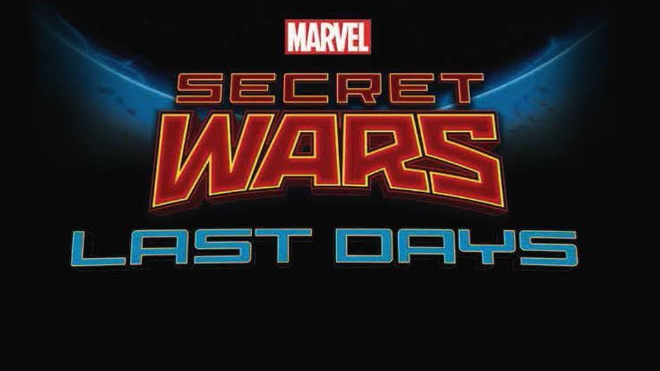 """Marvel annuncia i suoi """"Last Days"""""""