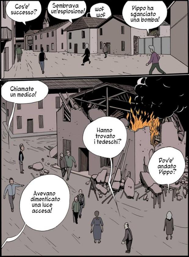 Intervista Marco Torti: la guerra a fumetti e l'importanza della memoria storica