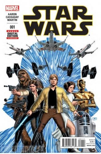 Star Wars #1, le prime tavole in anteprima