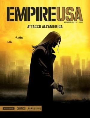 Empire USA #1 – Attacco all'America (Griffo, Reculè, Desberg)