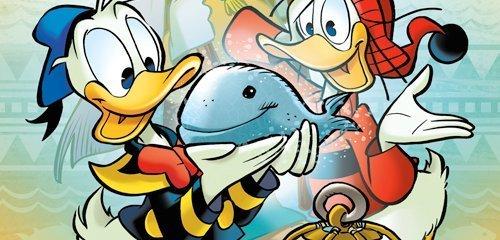 Paperino e l'idolo acquatico – Topolino #3087 (Francesco Artibani, Silvio Camboni)